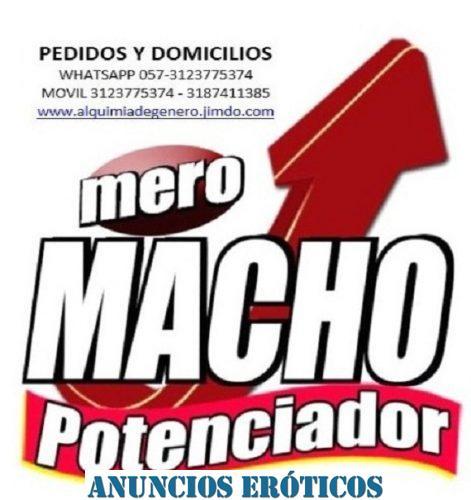 MERO MACHO Potencializador